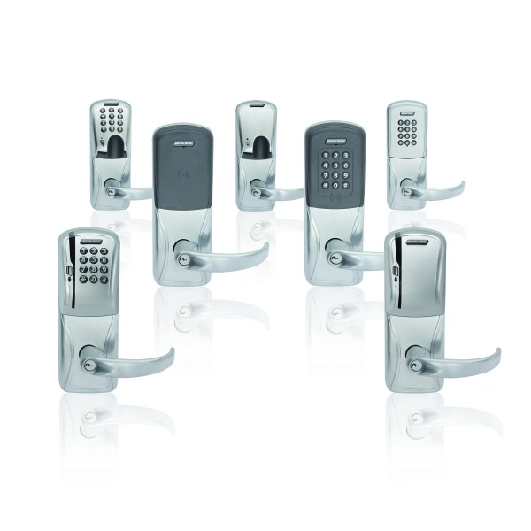 Schlage Ad 200 Series Stand Alone Offline Lock With Keypad