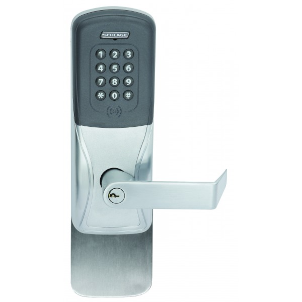 Schlage Ad 300 993r Networked Hardwired Electronic Exit Trim