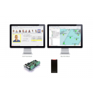 Nsite Package: Software, Controller, and Reader