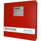 Potter PFC-6075R Analog Addressable Fire Panel