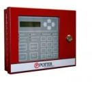Potter RA-6075R LCD Remote Annunciator Releasing