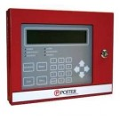 Potter RA-6500R LCD Remote Annunciator Releasing